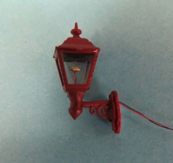 Item Code 709 - Old Fashioned Building Light - Pack of 2